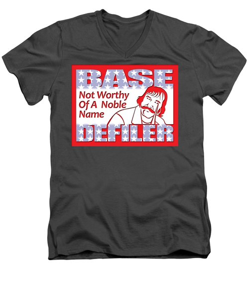 Gangs Of New York Men's V-Neck T-Shirt