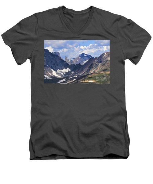 Beartooth Mountain Men's V-Neck T-Shirt