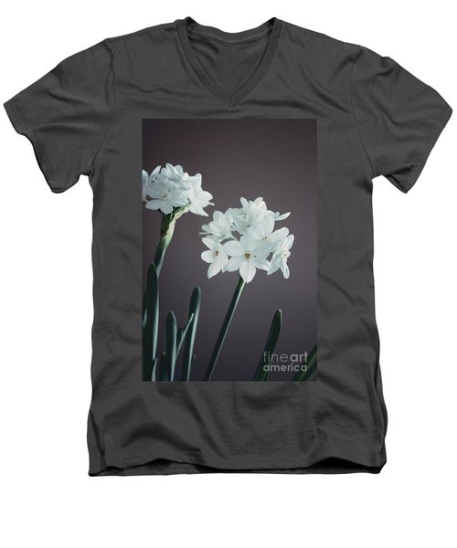 Beautiful Bloomer Men's V-Neck T-Shirt