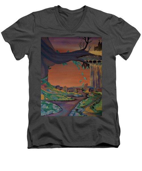Behold The Seed Men's V-Neck T-Shirt