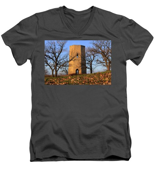 Beloit Historic Water Tower Men's V-Neck T-Shirt