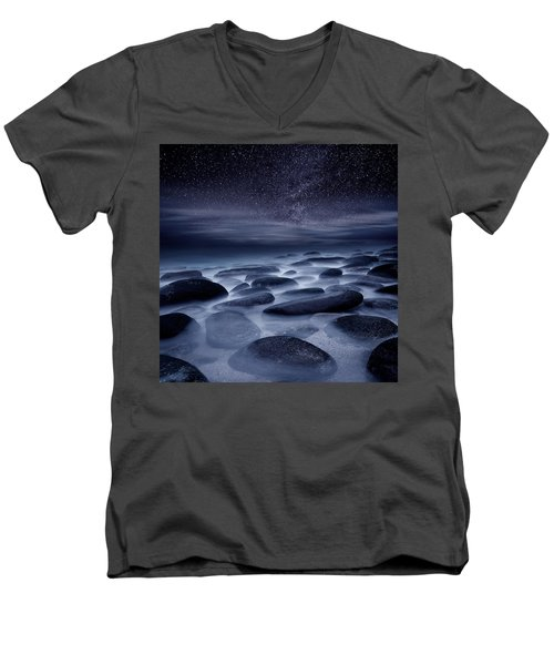 Beyond Our Imagination Men's V-Neck T-Shirt
