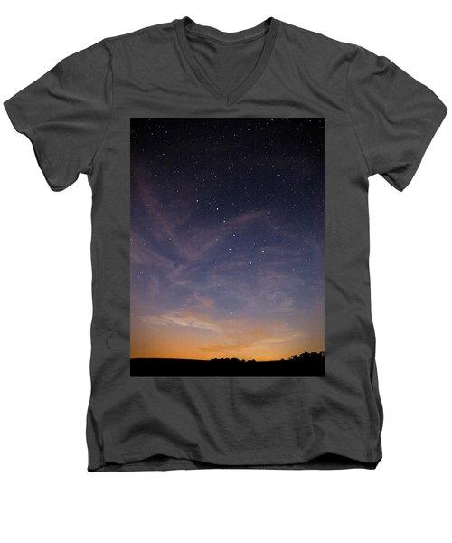 Big Dipper Men's V-Neck T-Shirt
