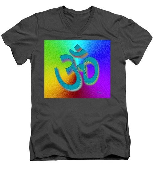 Big Ohm Men's V-Neck T-Shirt