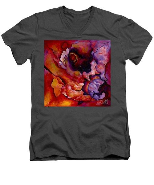 Birth Of A New World Men's V-Neck T-Shirt