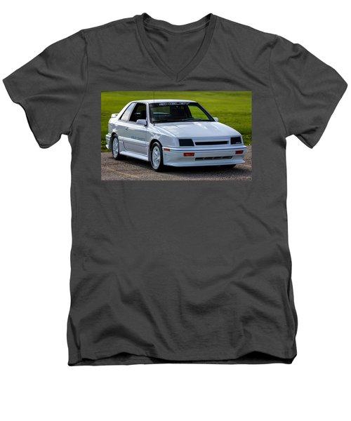 Birthday Car 04 Men's V-Neck T-Shirt