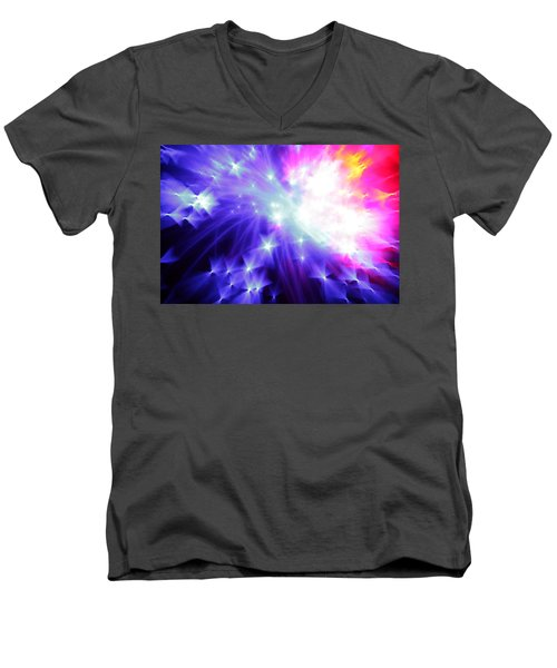 Blinded By The Light Men's V-Neck T-Shirt