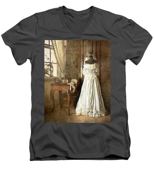 Bridal Trousseau Men's V-Neck T-Shirt