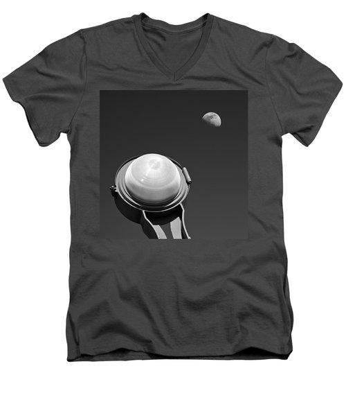 Bridge Light Men's V-Neck T-Shirt
