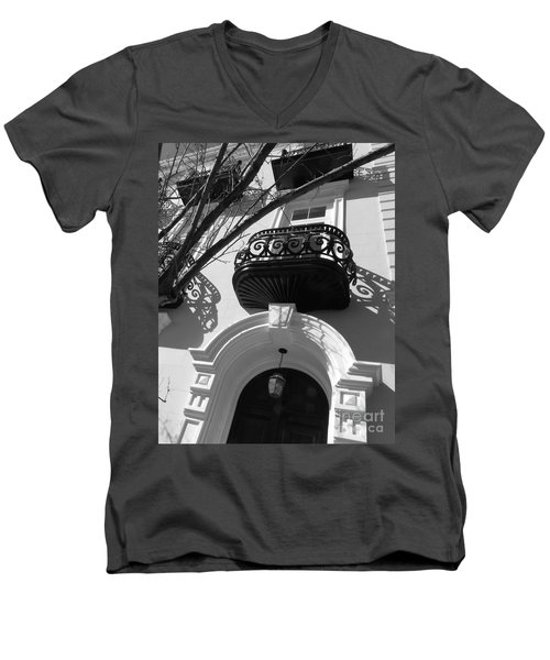Charleston Men's V-Neck T-Shirt