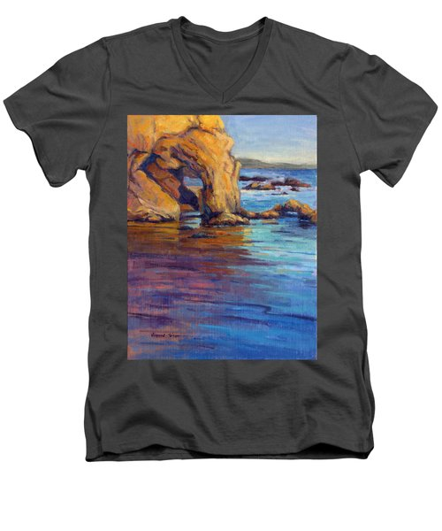 California Cruising 6 Men's V-Neck T-Shirt