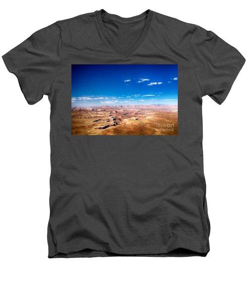 Canyon Lands Best Men's V-Neck T-Shirt