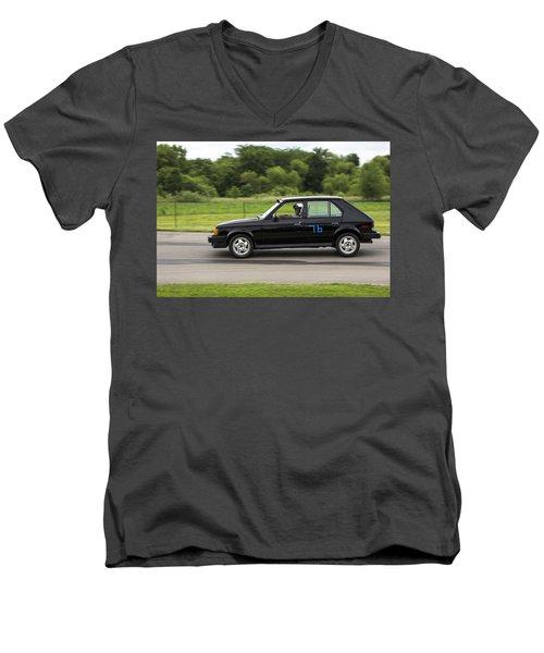 Car No. 76 - 06 Men's V-Neck T-Shirt