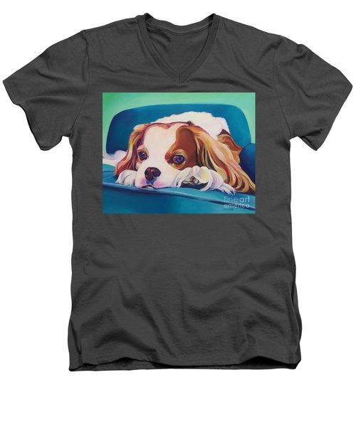 Carley Men's V-Neck T-Shirt