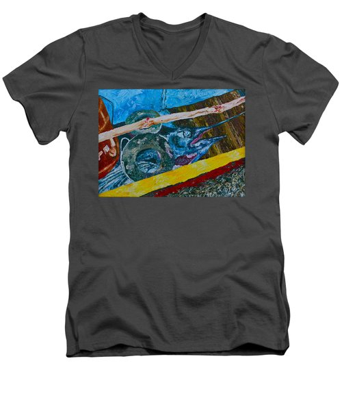 Catch Of The Day 3 Men's V-Neck T-Shirt