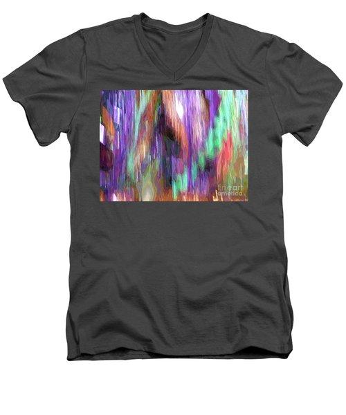 Celeritas 11 Men's V-Neck T-Shirt