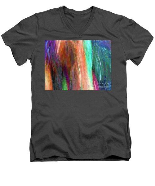 Celeritas 20 Men's V-Neck T-Shirt