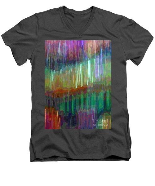 Celeritas 23 Men's V-Neck T-Shirt