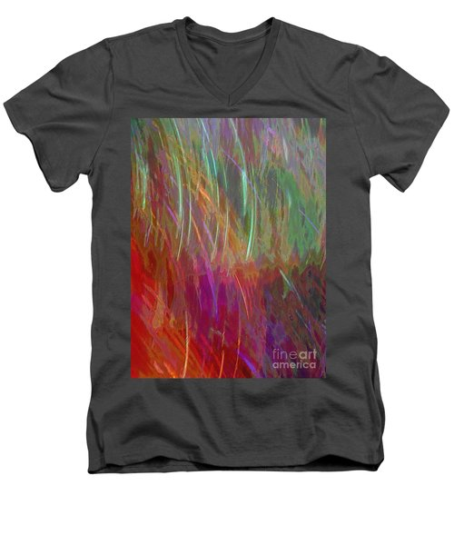 Celeritas 28 Men's V-Neck T-Shirt