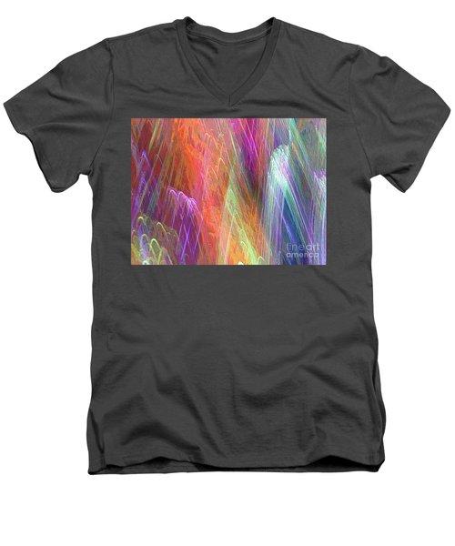 Celeritas 30 Men's V-Neck T-Shirt