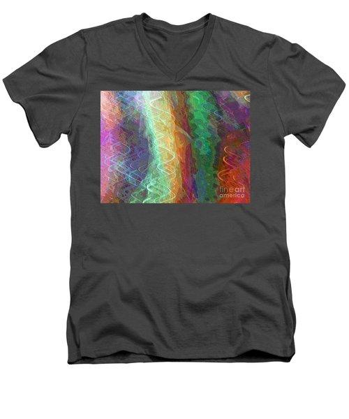 Celeritas 44 Men's V-Neck T-Shirt