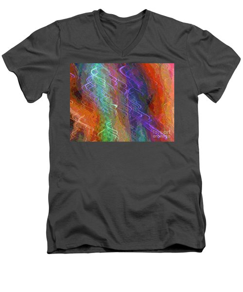 Celeritas 56 Men's V-Neck T-Shirt