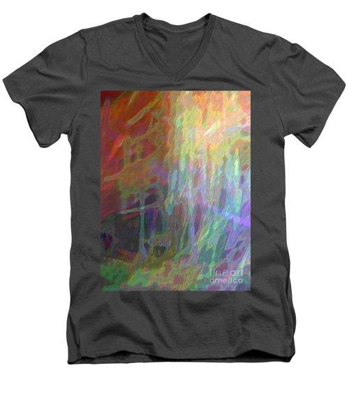 Celeritas 67 Men's V-Neck T-Shirt