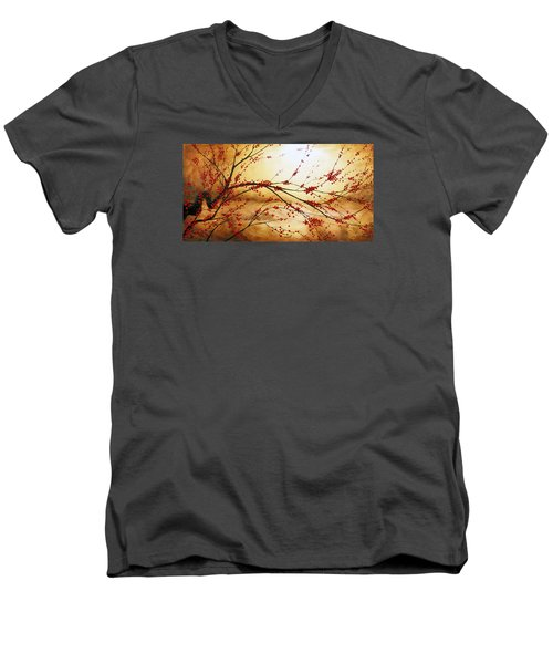 Cerezo Iv Men's V-Neck T-Shirt