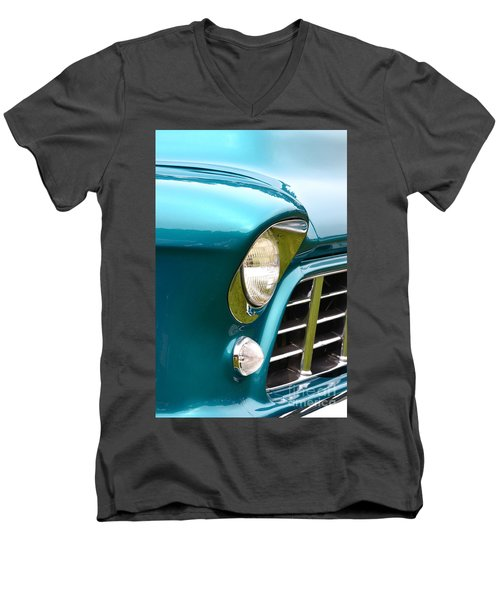 Chevy Pickup Men's V-Neck T-Shirt