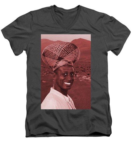 Chief Of The Desert Wf Men's V-Neck T-Shirt