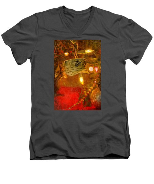 Christmas Cover  Men's V-Neck T-Shirt