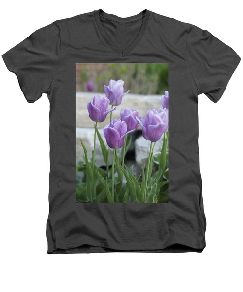 City Dreams Men's V-Neck T-Shirt