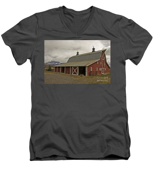 Classic Colorado Country  Men's V-Neck T-Shirt