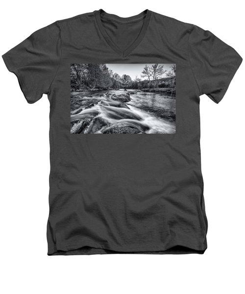 Classic Sedona Men's V-Neck T-Shirt