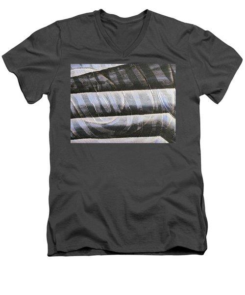 Clipart  001 Men's V-Neck T-Shirt by Luke Galutia