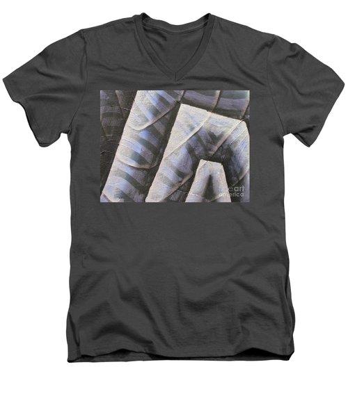 Clipart 008 Men's V-Neck T-Shirt by Luke Galutia
