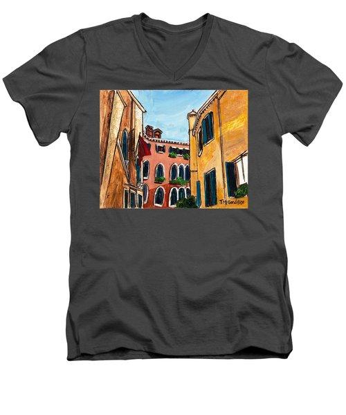 Close Quarters Men's V-Neck T-Shirt