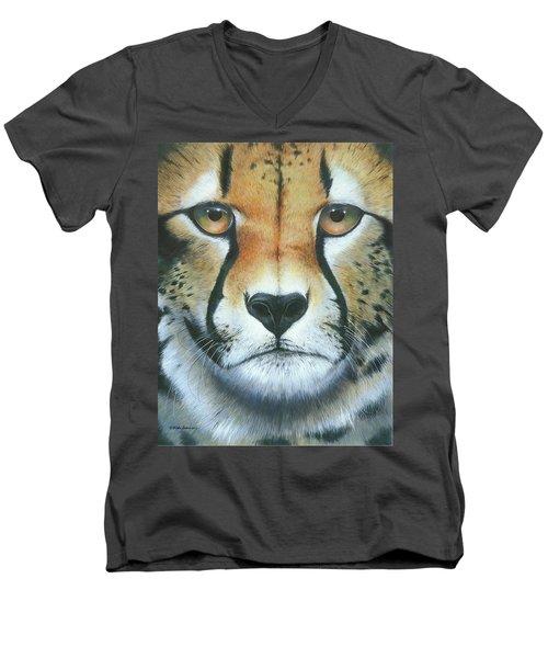 Close To The Soul Men's V-Neck T-Shirt