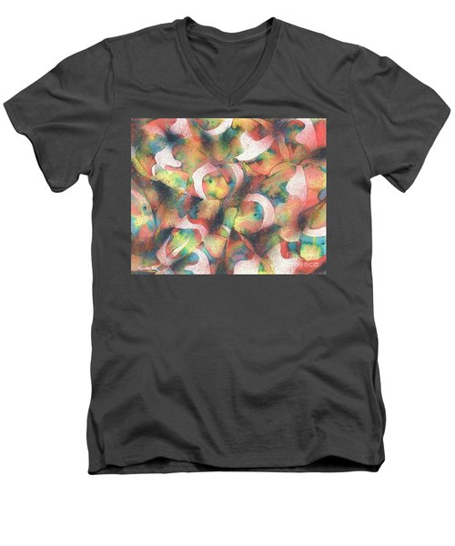 Clownfish Men's V-Neck T-Shirt