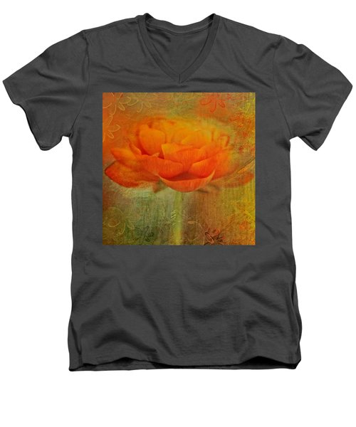 Colorful Impressions Men's V-Neck T-Shirt