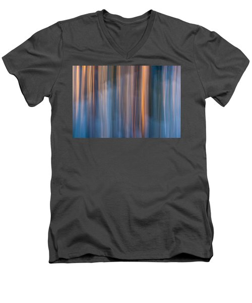 Colors Of Dusk Men's V-Neck T-Shirt