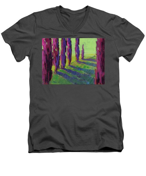 Colors Of Summer 1 Men's V-Neck T-Shirt