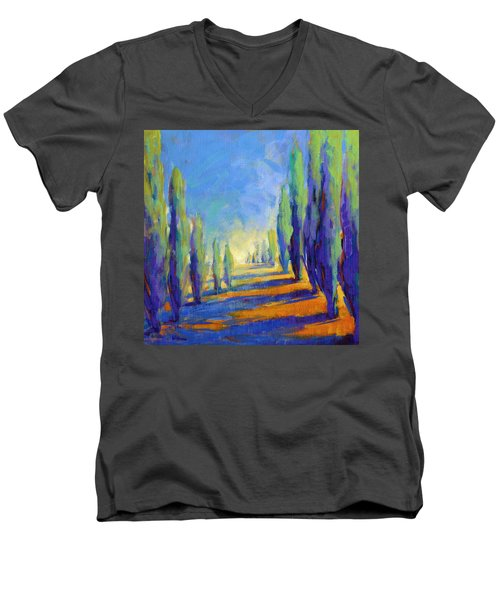 Colors Of Summer 8 Men's V-Neck T-Shirt