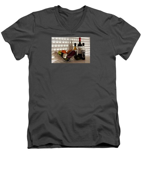 Come Dine With Me I Am Cooking Italian Tonight Men's V-Neck T-Shirt