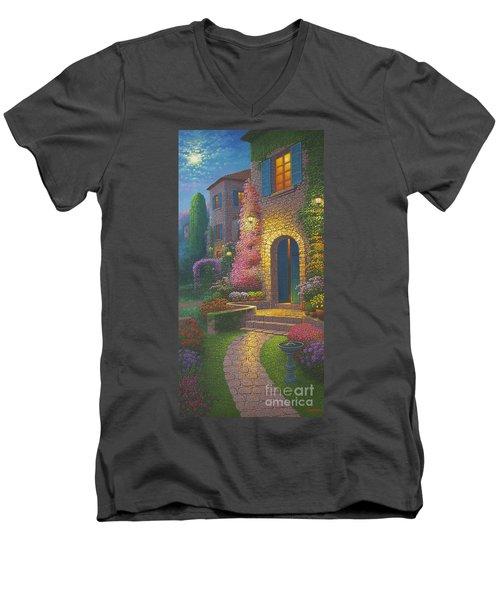 Comeback To Me Men's V-Neck T-Shirt
