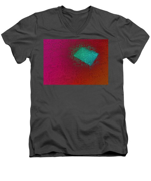 Comfortably Numb Men's V-Neck T-Shirt