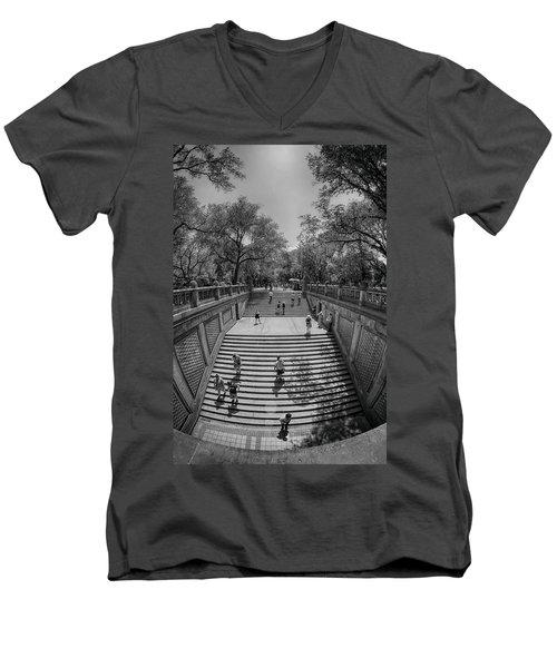 Commute Men's V-Neck T-Shirt