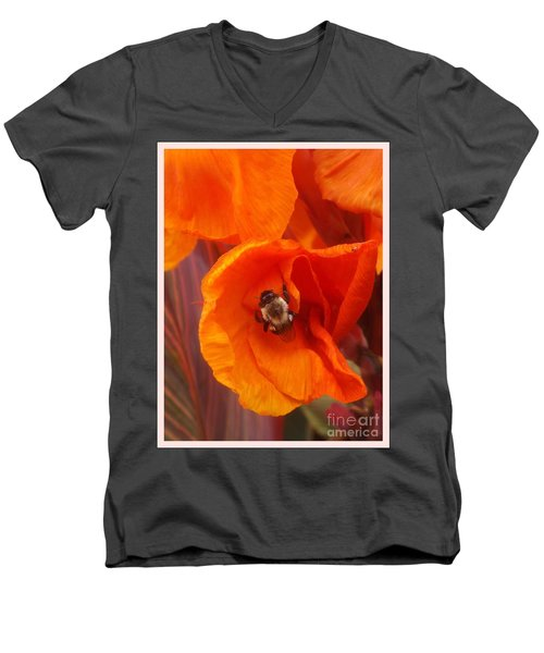 Complimenting One Another Men's V-Neck T-Shirt