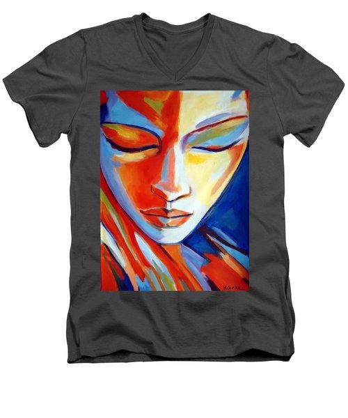 Concealed Desires Men's V-Neck T-Shirt