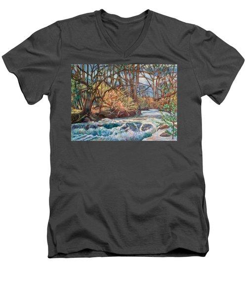 Connellys Run Men's V-Neck T-Shirt
